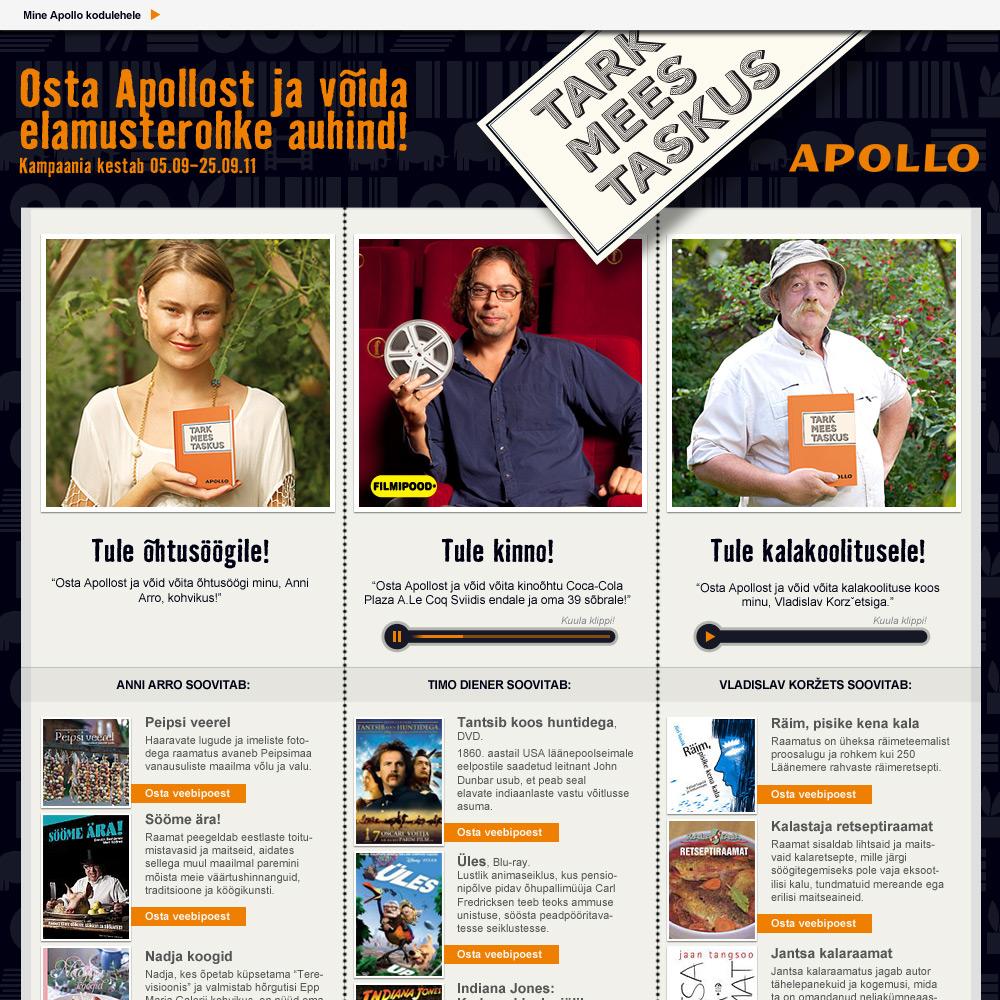 Apollo kampaania