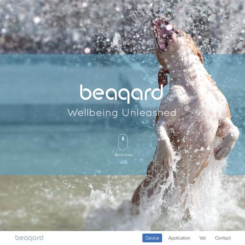 Beagard'i veebileht
