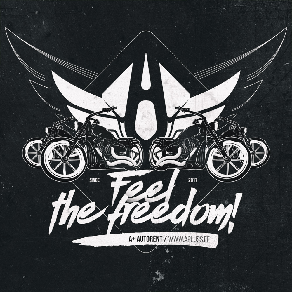 Feel the freedom!